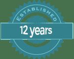 Established 12 years