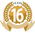 Established 16 years